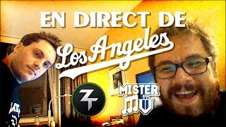 [VLOG E3] EN DIRECT DE LOS ANGELES EN 4K ! (feat. ZeratoR)