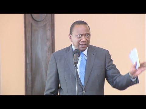 President Uhuru Kenyatta challenges Nasa flag-bearer Raila  Odinga on muslim cabinet appointments