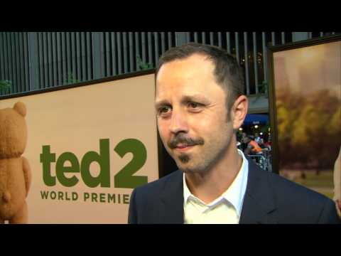 Ted 2 Premiere - Giovanni Ribisi Interview
