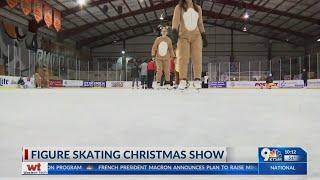 figure skating christmas show