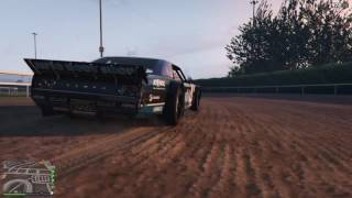 Dirt track race day