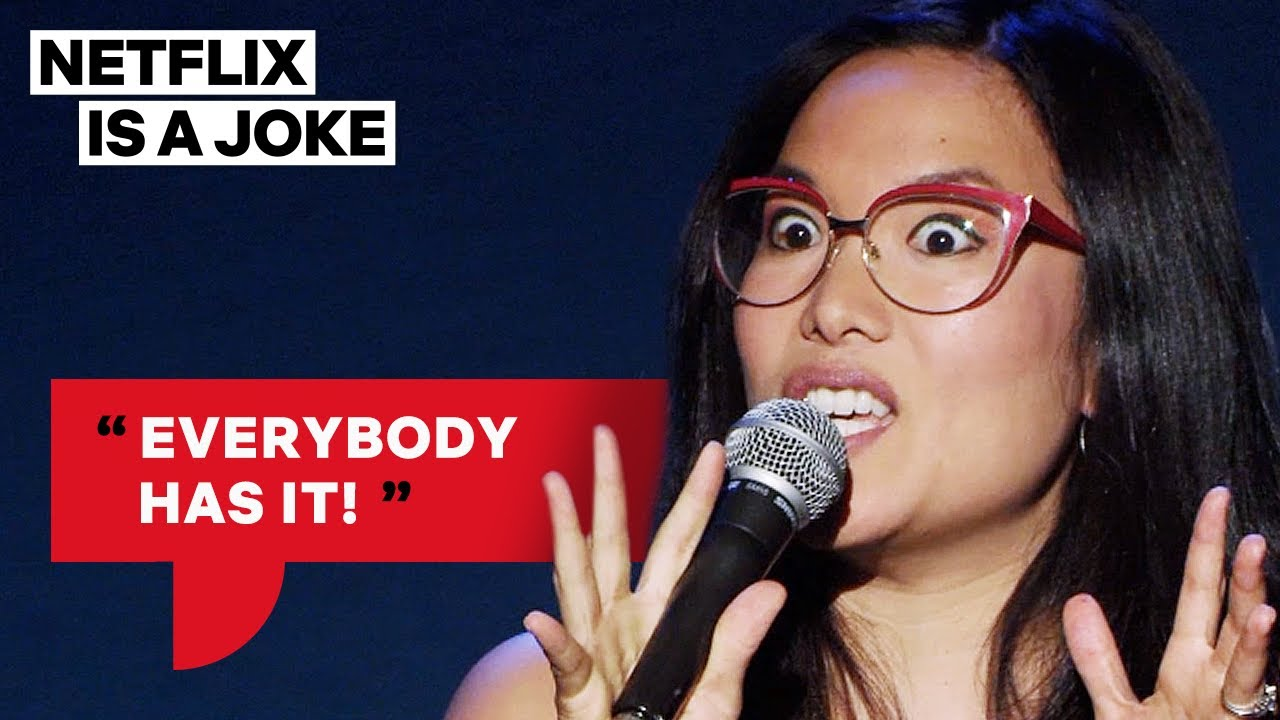 Download Ali Wong's HPV Confession   Netflix Is A Joke