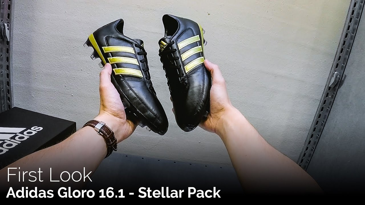 c3930f16497 Adidas Gloro 16.1 - Stellar Pack