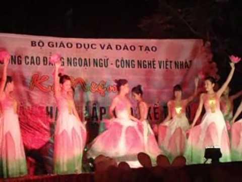 Múa Hương Sen Dâng Bác