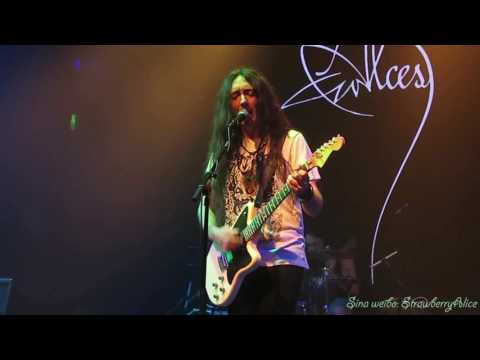 【Strawberry Alice】Alcest , MAO Livehouse Shanghai, 14/04/2017.