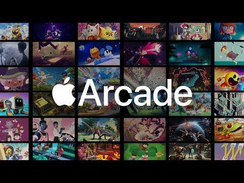 Apple Arcade - Que les jeux commencent