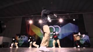 Jabbawockeez | The Bumrush | World of Dance Bay Area 2014