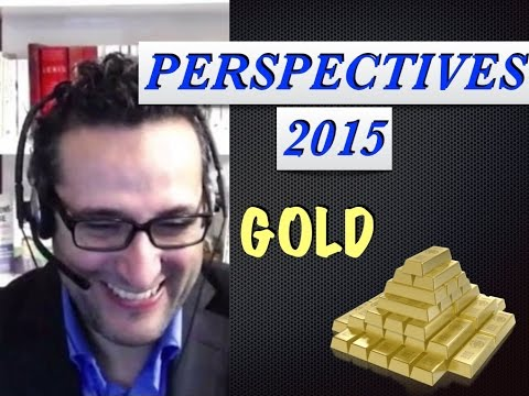 GOLD : Previsions 2015