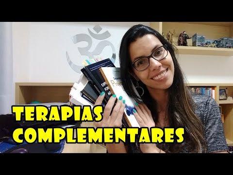 RP 06 - Terapias Complementares, Exercícios Visuais, Leis Biológicas, Viagem Astral