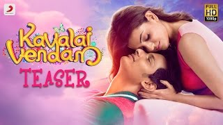 Kavalai Vendam Official Teaser HD | Jiiva, Kajal Aggarwal | Leon James