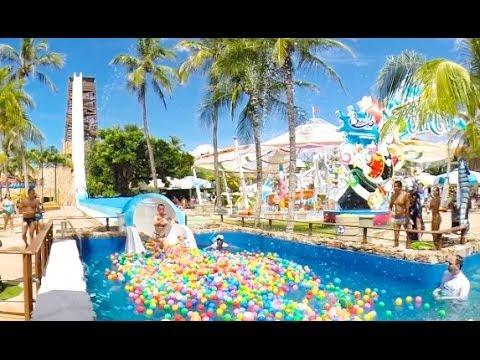 Insano Water-Slide : HD POV at Beach Park (Fortaleza, Brazil)