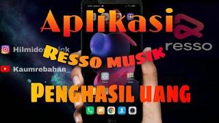 Resso music penghasil uang! Aplikasi resso musik lagi ada iven penghasil uang dana! screenshot 4