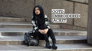 OOTD | EMBROIDERED JACKET Thumbnail