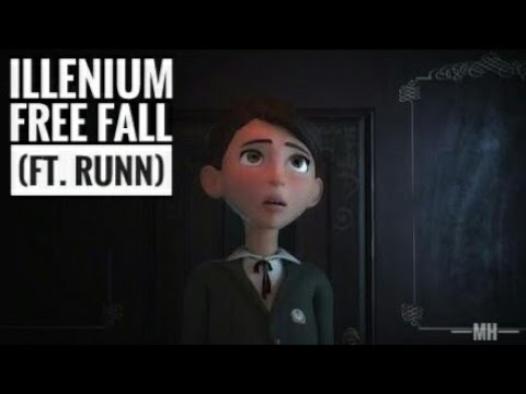 Illenium - Free Fall (ft. RUNN) ||MUSIC VIDEO||