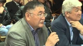 Общественные слушания по вопросу вступления Казахстана в Евразийский экономический союз №8