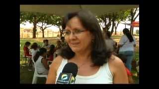 Tv Canal 20 - Jornal 20 - Dia da árvore