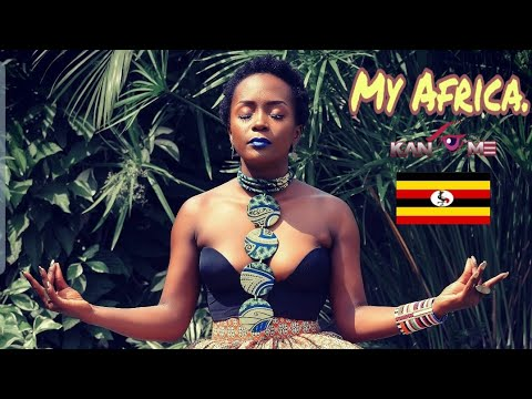 My Africa. Official Song. By Kansiime.