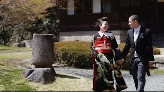 """""""Different cultures, one love"""" - Japan wedding film"""