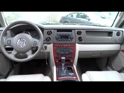 Honda Of Gastonia >> 2006 Jeep Commander Concord, Charlotte, Gastonia, Matthews, Huntersville, NC 141986C - YouTube