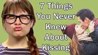 7 Things You Never Knew About Kissing