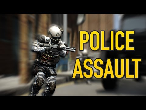 PAYDAY 2: Police Assaults - Gameplay Mechanics
