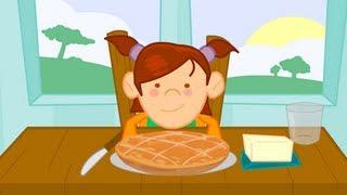 J'aime la galette Savez-vous comment ? Quand elle est bien faite Av...