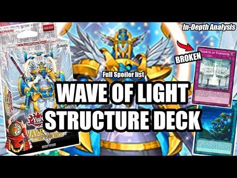 20181127wave Of Light Structure Deck - Fxund us