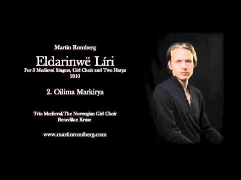 J.R.R. Tolkien, Choir Music, Oilima Markirya