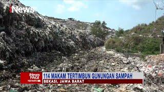 114 Makam di Bekasi Tertimbun Gunungan Sampah #iNewsPagi 28/09