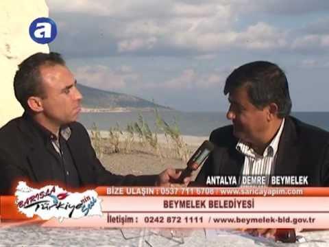 Antalya Demre Beymelek-2011