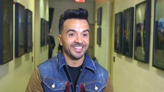 Luis Fonsi on 'Despacito' Nomination  | 60th GRAMMYs