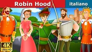Robin Hood | Robin Hood Story in Italian | Fiabe Italiane