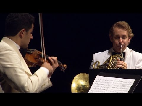 The Great Classics: Mozart and Brahms- La Jolla Music Society SummerFest 2014