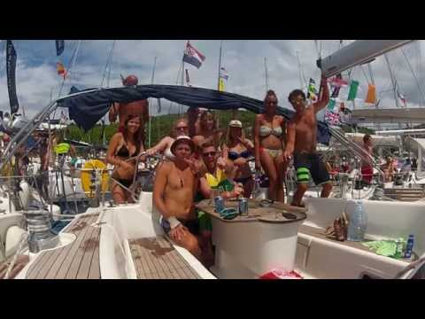 "The Yacht Week - Croatia - Week 31 ""Nothing Like The Real World"""