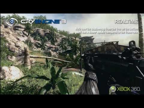 CryEngine 3 Tech Analysis