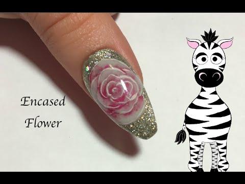 3d encapsulated flower acrylic nail art design tutorial youtube 3d encapsulated flower acrylic nail art design tutorial prinsesfo Choice Image
