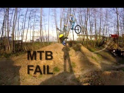 Unsere härtesten MTB Crash und Fails edit...
