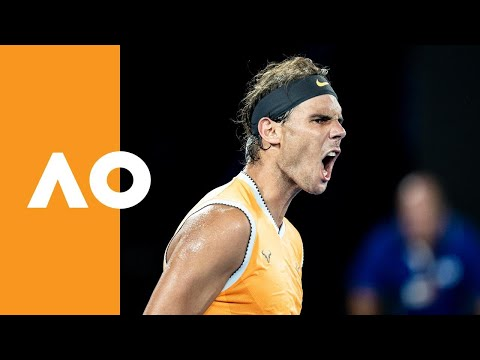 Djokovic V Nadal And Their Road To The Men's Final | Australian Open 2019