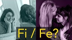 Is Fi Selfish and Fe Selfless?