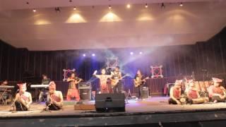 Tari Kontemporer, Kolaborasi Musik Tradisional Karo dengan Musik Nusantara - TA Jacky Raju Sembiring