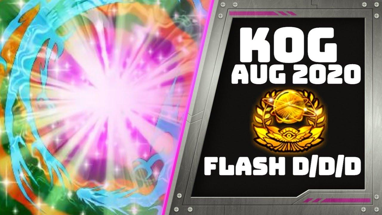 Flash Fusion D/D/D KOG Climb! | YTDan Duel Links