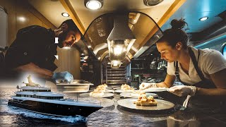 Super Yacht Galley Tour | Chef Q&A