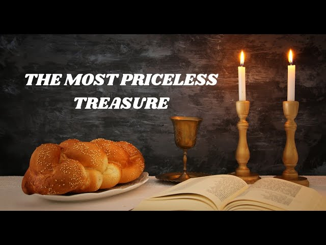 THE MOST PRICELESS TREASURE