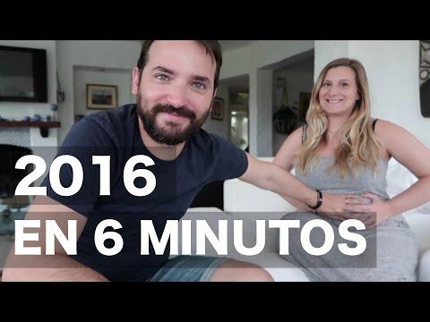 Un año en 6 minutos 46 segundos