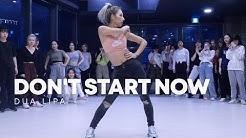 Dua Lipa - Don't Start Now / Mina Myoung choreography