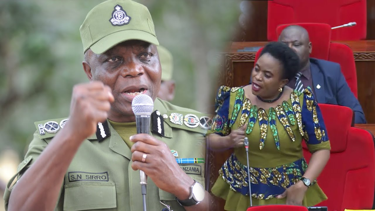 Download MBUNGE ALISHUKIA JESHI LA POLISI, ATAKA KAMA ILIVYOKUWA KWA MAGUFULI