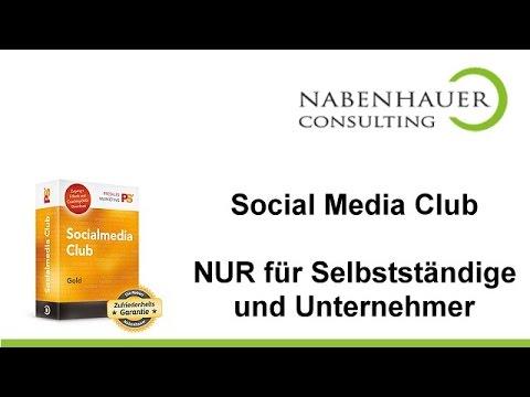 Der PreSales Marketing Club - Nur für Selbstständige und Unternehmer - Nabenhauer Consulting