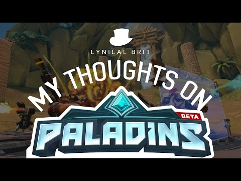 My Thoughts on Paladins (TotalBiscuit)