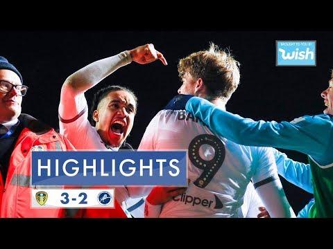 Highlights | Leeds United 3-2 Millwall | 2019/20 EFL Championship
