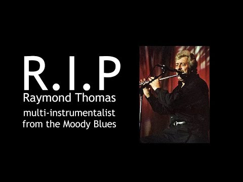Five Facts About Raymond Thomas the Multiinstrumentalist from the Moody Blues RIP